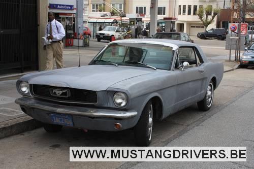 Hoonigan Mustang San Francisco